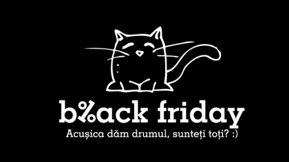 Ce magazine online au reduceri de Black Friday?