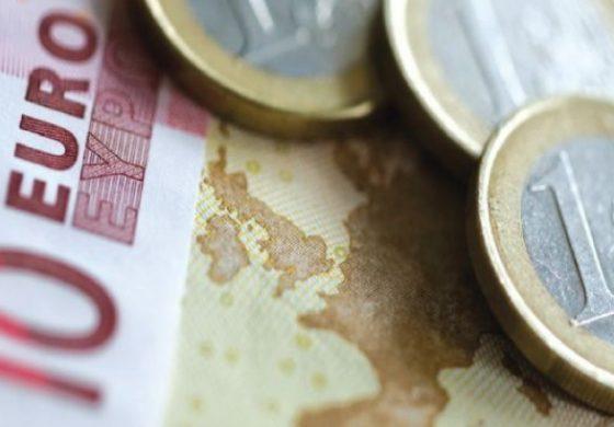 Euro atinge maximul ultimelor trei luni şi jumătate, la cursul BNR: 4,4594 lei/euro