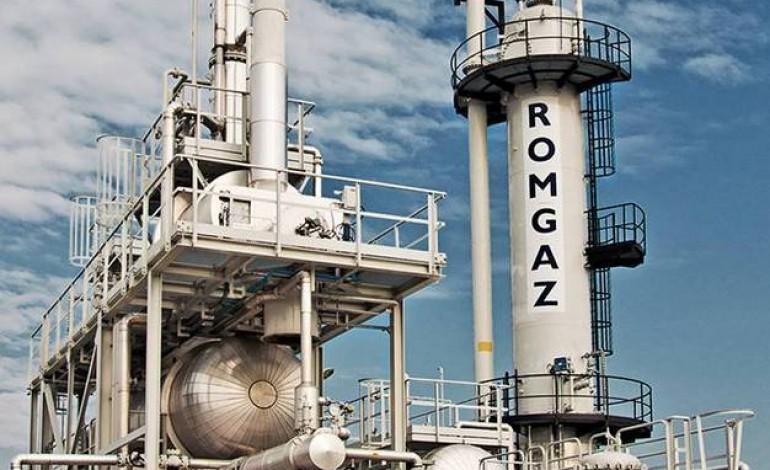Profitul Romgaz s-a redus cu 19% la semestru, pe fondul scaderii cererii de gaze