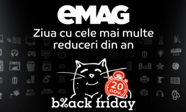 Vezi aici Catalogul eMAG Black Friday 2015