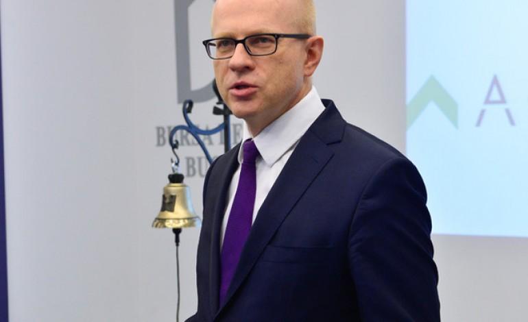 """Sobolewski, CEO al BVB: Salrom este singura companie de stat care se poate lista în 2016. """"Hidroelectrica, mai probabil să fie listată în 2017"""""""