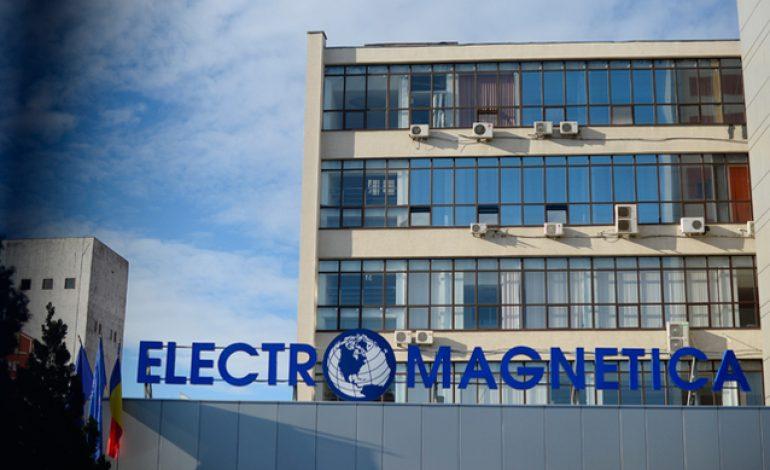 Electromagnetica a terminat semestrul pe profit, dar afacerile s-au redus cu 48%