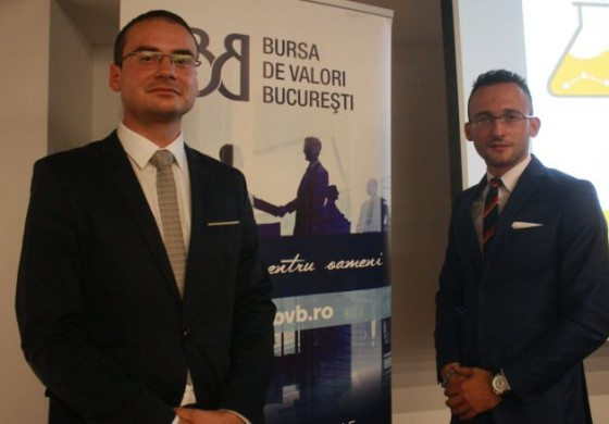 Proiect educational demarat de Invest Club Mures