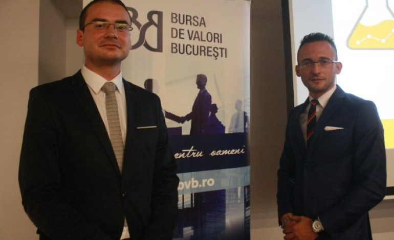 Proiect educational demarat de Invest Club Mures