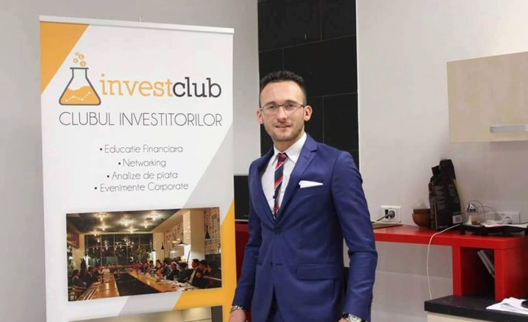 """Paul Maior, un investitor pasionat de bursa: """"Cand altii sunt pesimisti, eu sunt optimist – cand vad probleme pe piata, ma bucur!"""""""