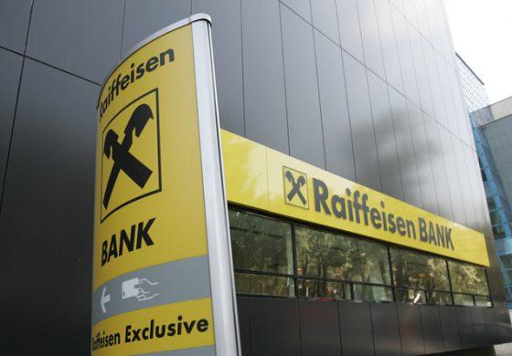 Raiffeisen Bank vrea sa acorde actionarilor dividende de 240 mil. lei