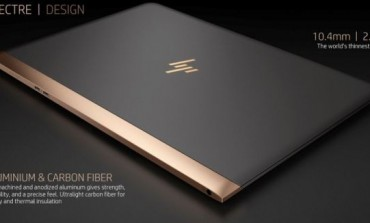 """HP a lansat """"cel mai subtire laptop pe care lumea l-a vazut"""""""