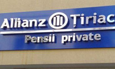 Fondul de pensii administrat de Allianz-Tiriac a investit 850 mil. lei pe bursa de la Bucuresti