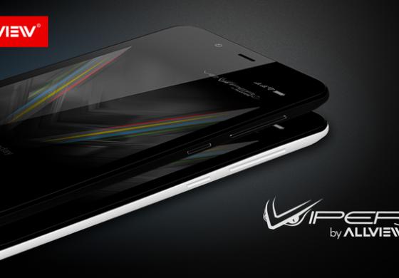 Allview lanseaza smartphone-urile V2 Viper i4G si V2 Viper e
