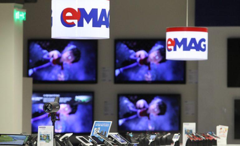 eMag anunta startul Black Friday. Cand vor incepe reducerile
