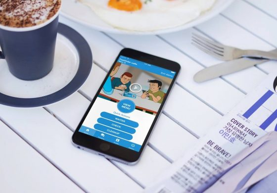 Astepti meniul? Aplicatia FastOrder are o solutie pentru tine!