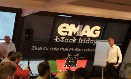 Black Friday la eMag: Peste 1 milion de produse cu reduceri totale de peste 35 de milioane de euro