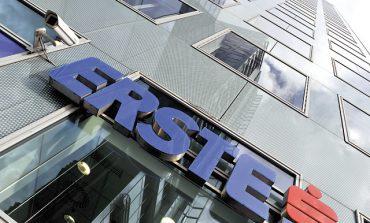 Erste a raportat un profit de 1,1 miliarde euro la 9 luni. Actiunile scad cu 6% la Bucuresti