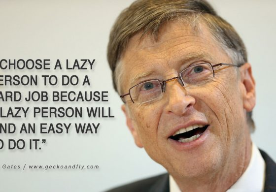 Bill Gates: 12 idei simple despre succes si prosperitate