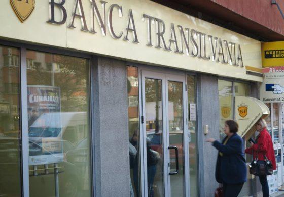 Banca Transilvania si-a dublat profitul la 9 luni la 657 de milioane de lei