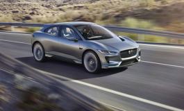 Jaguar a prezentat primul sau vehicul integral electric, SUV-ul concept I-Pace (VIDEO)