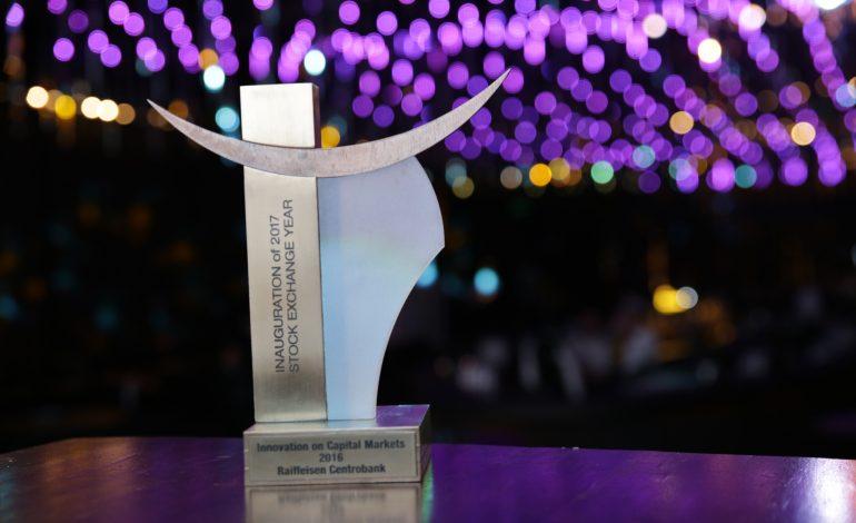 Castigatorii premiilor pietei de capital anuntati la Inaugurarea Anului Bursier 2017