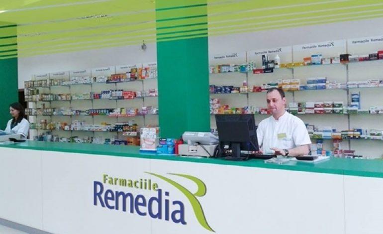 Farmaceutica Remedia a raportat anul trecut afaceri in crestere cu 6,5% si un profit net de 1,7 ori mai mare