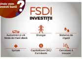 Proiect de Lege privind înființarea Fondului Suveran de Dezvoltare și Investiții - S.A. (FSDI)