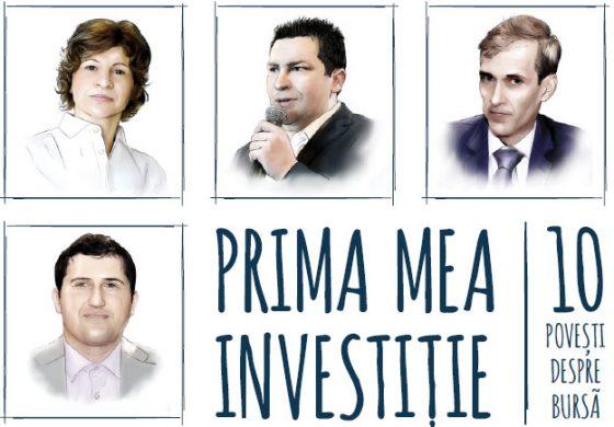 Cărţi recomandate:  Prima mea investiţie – 10 poveşti despre bursă