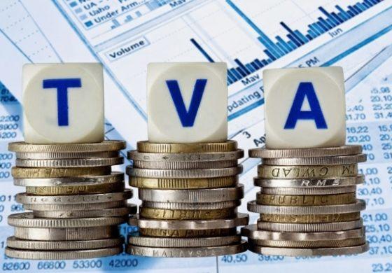 Plata defalcata TVA incepand cu 1 ianuarie 2018