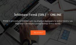 Înființare Firmă (SRL, SRL-D sau PFA) Online – Fara deplasari, fara stat la cozi si fara alte batai de cap