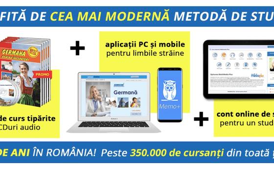 Investește în educația ta! Vezi oferta de cursuri și lecții demonstrative gratuite de la Eurocor!
