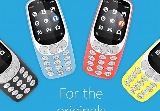 Nokia si reinventarea modelelor clasice
