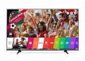 3.200 lei REDUCERE la televizor 4k cu diagonala de 164 centimetri! Cea mai mare reducere la un TV de Black Friday