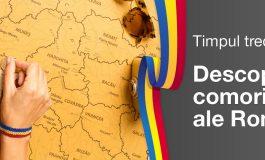 Harta Răzuibilă a României - Cadoul perfect de CENTENAR