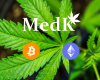 Invest in the world's first ICO (Initial Coin Offering) for medical cannabis.