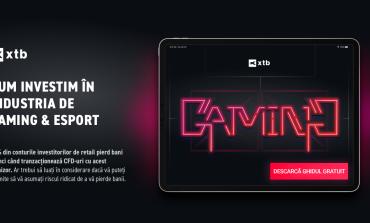 Vrei să investești în industria de Gaming? Descarcă ghid-ul gratuit de investiții în industria de eSports