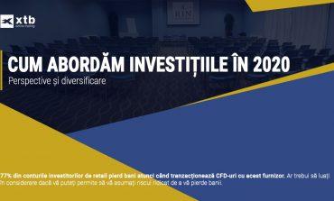 Conferință - Cum abordăm investițiile în 2020 - perspective și diversificare