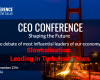 "Eveniment CEO Conference: Cluj Napoca - Shaping the Future ""Slowbalization: How to redesign the organization of the future"""