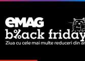 Cele mai bune oferte din catalogul eMag de Black Friday