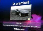 Ferrari - Cea mai mare reducere de Black Friday la eMag: 45.000 de euro