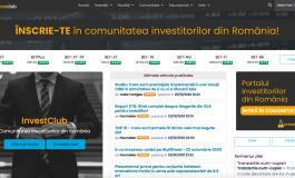 InvestClub.ro - Tot ce ai nevoie pentru a deveni investitor la bursă!