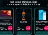 EMAG Black Friday 2020. Au fost dezvăluite primele prețuri speciale: laptop cu 800 lei