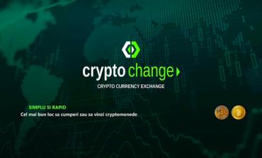 CryptoChange.ro - Cumpără și/sau vinde instantaneu Bitcoin și Ethereum