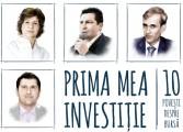 Cărţi recomandate:  Prima mea investiţie - 10 poveşti despre bursă