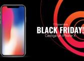 BlackFriday QuickMobile.ro - Căştigă un iPhone X!