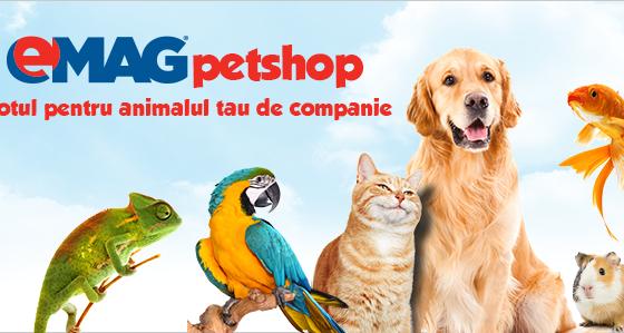 Petshop, magazinul în care vei găsi totul pentru animalul tău de companie