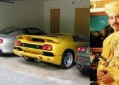 Averea fabuloasa a sultanului din Brunei. Detine, printre multe altele, un palat mai mare decat Vaticanul si un garaj cu 7000 de masini de lux