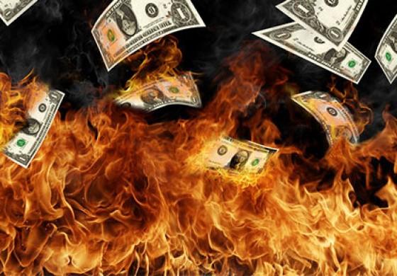 O lume fara cash …