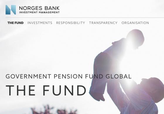 Fondul Suveran al Norvegiei a inregistrat cele mai slabe performante din ultimii 5 ani
