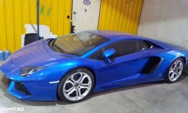 400.000 de euro, cea mai scumpa masina scoasa acum la vanzare in Romania