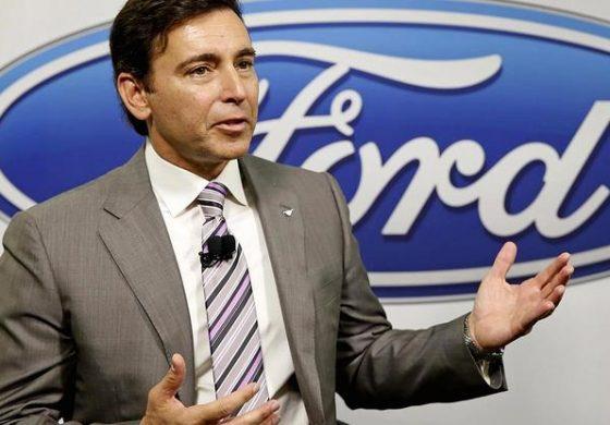 Seful Ford spune ca nu este interesat de o fuziune cu Fiat Chrysler