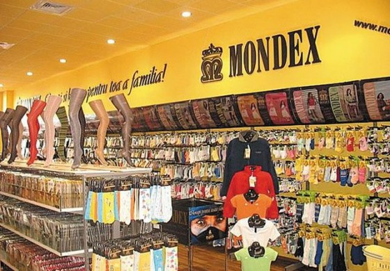 Mondex, fabrica romaneasca de ciorapi si sosete a intrat in faliment