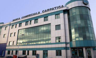 Banca Comerciala Carpatica, baza de deponenti cu 8% mai mica si pierderi semestriale de aproape 26 milioane lei