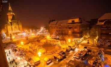 Timisoara a fost aleasa capitala culturala europeana in 2021